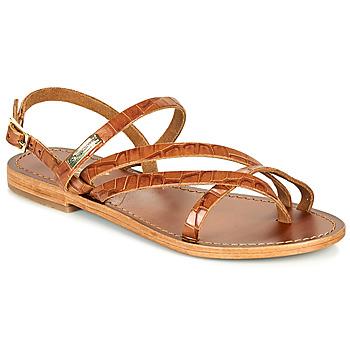 Schoenen Dames Sandalen / Open schoenen Les Tropéziennes par M Belarbi OLEPO Brown