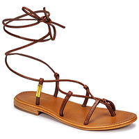 Schoenen Dames Sandalen / Open schoenen Les Tropéziennes par M Belarbi HELLEN Brown