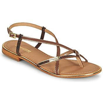 Schoenen Dames Sandalen / Open schoenen Les Tropéziennes par M Belarbi MONAGOLD Brown