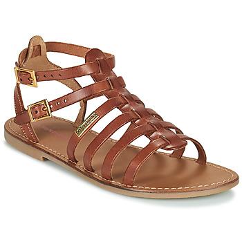 Schoenen Dames Sandalen / Open schoenen Les Tropéziennes par M Belarbi HICELOT Brown