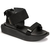 Schoenen Dames Sandalen / Open schoenen United nude WA LO Zwart