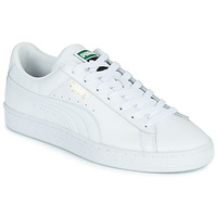 Schoenen Lage sneakers Puma CLASSIC Wit