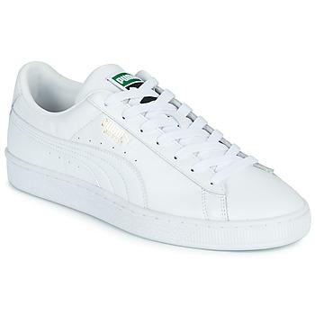 Schoenen Heren Lage sneakers Puma CLASSIC Wit