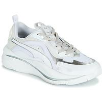 Schoenen Dames Lage sneakers Puma RS CURVE GLOW Wit
