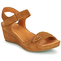 Schoenen Dames Sandalen / Open schoenen Mam'Zelle DARDA Cognac
