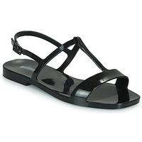 Schoenen Dames Sandalen / Open schoenen Melissa ESSENTIAL NEW FEMME AD Zwart