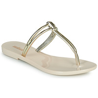 Schoenen Dames Leren slippers Melissa ASTRAL CHROME AD Beige