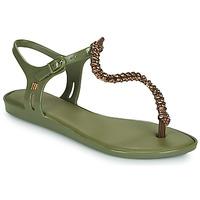 Schoenen Dames Sandalen / Open schoenen Melissa SOLAR - BO.BO AD Groen