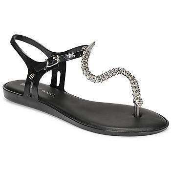 Schoenen Dames Sandalen / Open schoenen Melissa SOLAR - BO.BO AD Zwart