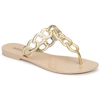 Schoenen Dames Slippers Melissa SUCCESS AD Beige