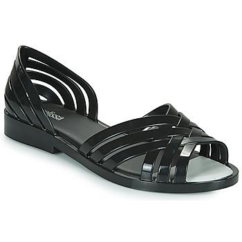 Schoenen Dames Sandalen / Open schoenen Melissa FLORA AD Zwart
