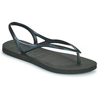 Schoenen Dames Sandalen / Open schoenen Havaianas SUNNY II Zwart