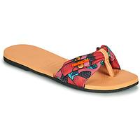Schoenen Dames Slippers Havaianas YOU SAINT TROPEZ Roze