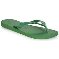 Schoenen Slippers Havaianas TOP Groen
