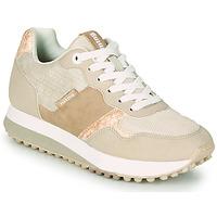 Schoenen Dames Lage sneakers MTNG 60033 Beige