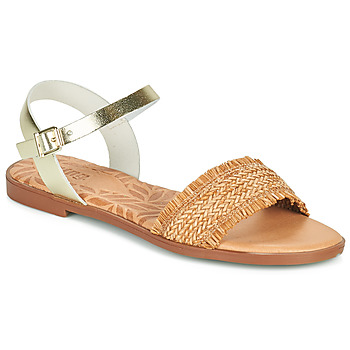 Schoenen Dames Sandalen / Open schoenen MTNG 51010 Brown