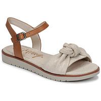 Schoenen Dames Sandalen / Open schoenen MTNG 50506 Beige