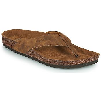 Schoenen Heren Slippers Rip Curl FOUNDATION Brown