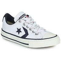 Schoenen Kinderen Lage sneakers Converse STAR PLAYER OX Wit /  zwart