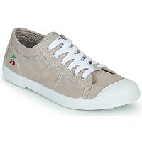 Schoenen Dames Lage sneakers Le Temps des Cerises BASIC LACE Beige