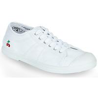 Schoenen Dames Lage sneakers Le Temps des Cerises BASIC LACE Wit