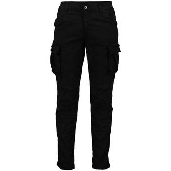 Textiel Heren Cargobroek Scout Cargo Men Blue Pants (pnt2466-zwart) Zwart