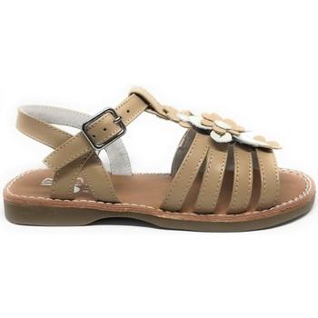 Schoenen Meisjes Sandalen / Open schoenen D'bébé 24526-18 Brown