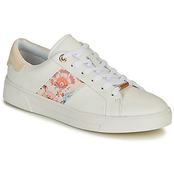 Schoenen Dames Lage sneakers Ted Baker HUDEP Wit