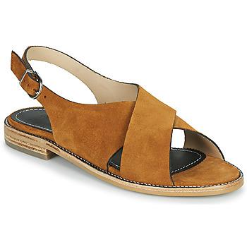 Schoenen Dames Sandalen / Open schoenen Muratti RAVILLOLES Cognac