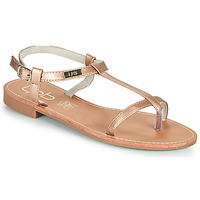 Schoenen Dames Sandalen / Open schoenen Les Petites Bombes BULLE Roze