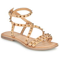 Schoenen Dames Sandalen / Open schoenen Les Petites Bombes BEATA Beige