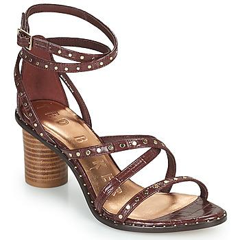 Schoenen Dames Sandalen / Open schoenen Ted Baker KATHAR Brown