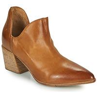 Schoenen Dames Low boots Moma OSTUMI Brown