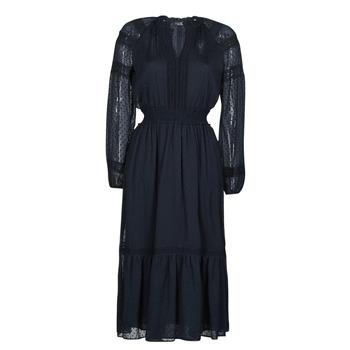 Textiel Dames Lange jurken Lauren Ralph Lauren JAIRA Blauw