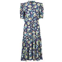 Textiel Dames Lange jurken Lauren Ralph Lauren BAYZEE Multicolour