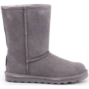 Schoenen Dames Snowboots Bearpaw Elle Short Gris