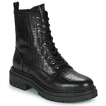 Schoenen Dames Laarzen Minelli LAMINA Zwart