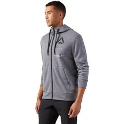 Textiel Heren Sweaters / Sweatshirts Reebok Sport Speedwick Gris