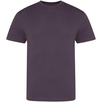 Textiel Heren T-shirts korte mouwen Awdis JT100 Wilde Moerbei
