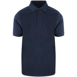 Textiel Heren Polo's korte mouwen Awdis JP002 Marine
