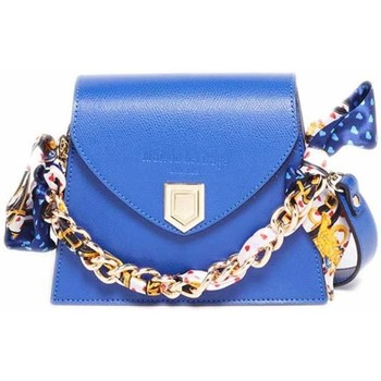 Tassen Dames Handtassen lang hengsel Maison Heritage ANA  Bleu marine