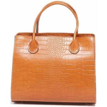 Tassen Dames Handtassen kort hengsel Maison Heritage FAME CAMEL