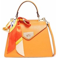 Tassen Dames Handtassen kort hengsel Maison Heritage RIO ORANGE