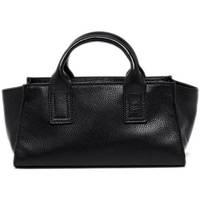 Tassen Dames Handtassen kort hengsel Maison Heritage EMY noir