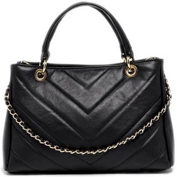 Tassen Dames Handtassen lang hengsel Maison Heritage EVI NOIR