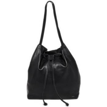 Tassen Dames Handtassen lang hengsel Victor & Hugo LUNA noir