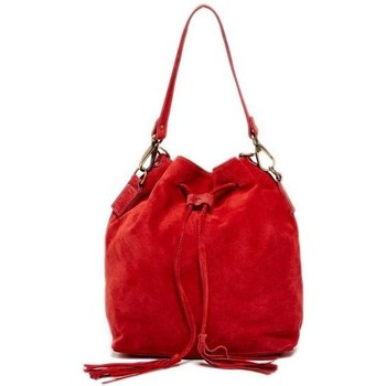 Tassen Dames Handtassen kort hengsel Abaco Paris MALIA rouge