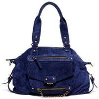 Tassen Dames Handtassen kort hengsel Abaco Paris MINI ODELIA bleu