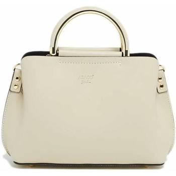 Tassen Dames Handtassen kort hengsel Abaco Studio PAM beige
