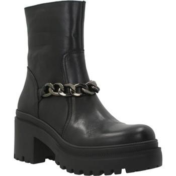 Schoenen Dames Enkellaarzen Inuovo 738006I Zwart